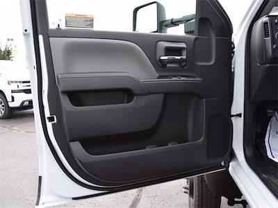 2021 Silverado 6500 Crew Cab DRW 4x4,  Monroe Truck Equipment MTE-Zee Dump Body #CT06955 - photo 13
