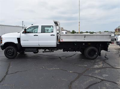 2021 Silverado 6500 Crew Cab DRW 4x4,  Monroe Truck Equipment MTE-Zee Dump Body #CT06955 - photo 28