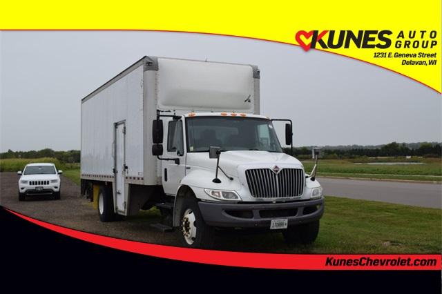 2010 International DuraStar 4300 4x2, Morgan Dry Freight #CX0062 - photo 1