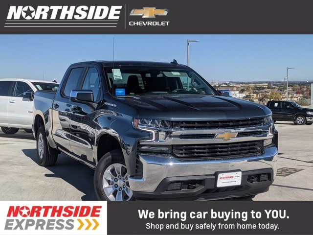 2021 Chevrolet Silverado 1500 Crew Cab 4x4, Pickup #133749 - photo 1
