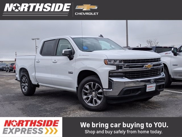 2020 Chevrolet Silverado 1500 Crew Cab 4x2, Pickup #159529 - photo 1