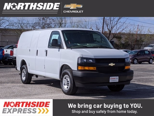 2021 Chevrolet Express 2500 4x2, Empty Cargo Van #188965 - photo 1