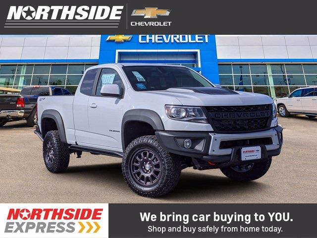 2021 Chevrolet Colorado Extended Cab 4x4, Pickup #200992 - photo 1