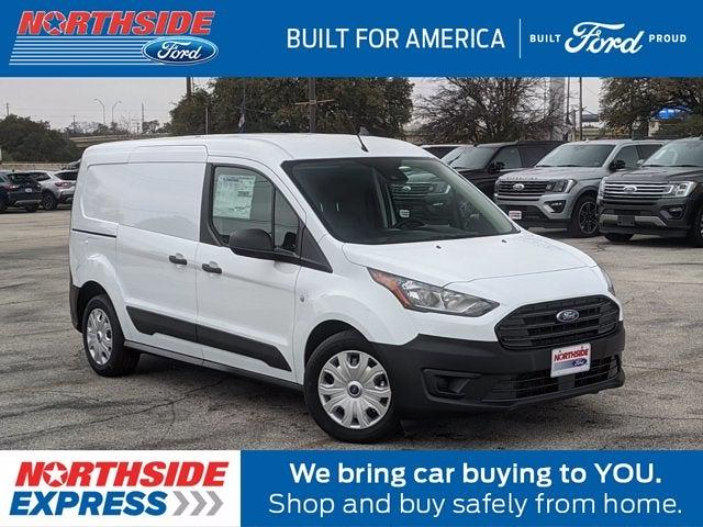 2021 Ford Transit Connect FWD, Empty Cargo Van #492826 - photo 1