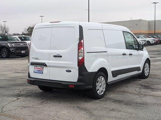 2021 Ford Transit Connect FWD, Empty Cargo Van #494525 - photo 1