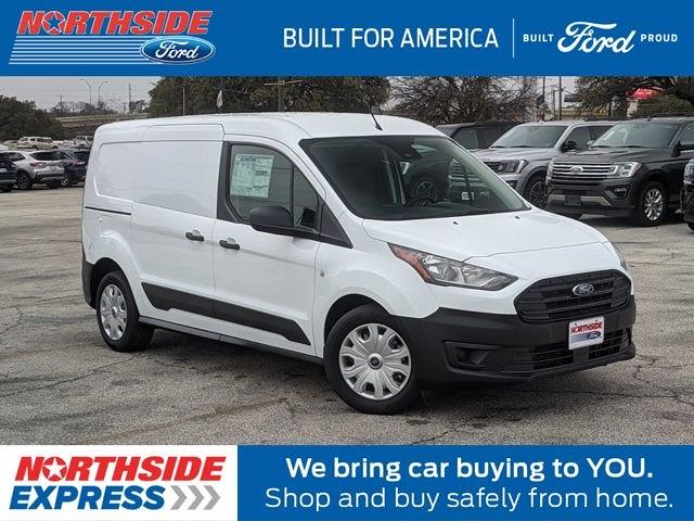 2021 Ford Transit Connect FWD, Empty Cargo Van #494527 - photo 1