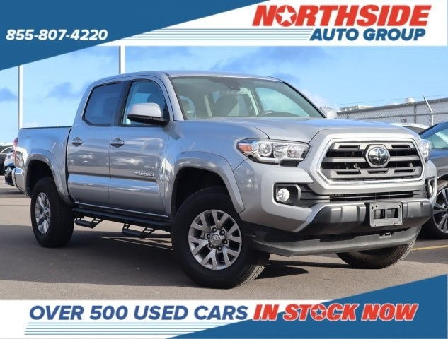2018 Toyota Tacoma Double Cab 4x2, Pickup #KZ211871A - photo 1