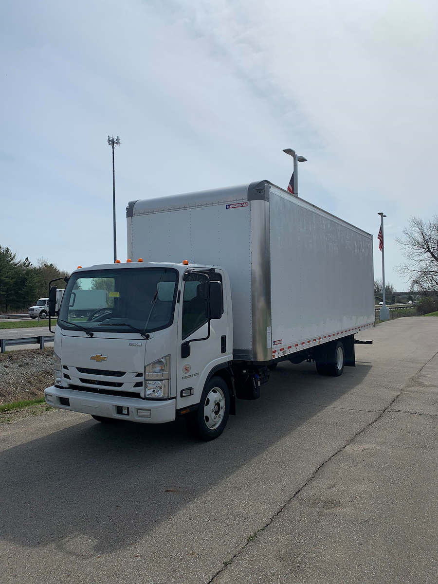 2021 Chevrolet LCF 5500XD Regular Cab DRW 4x2, Morgan Dry Freight #T10107 - photo 1