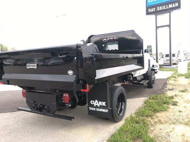2021 Silverado 5500 Regular Cab DRW 4x4,  Knapheide Drop Side Dump Body #T10538 - photo 5