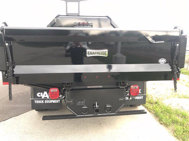 2021 Silverado 5500 Regular Cab DRW 4x4,  Knapheide Drop Side Dump Body #T10538 - photo 6