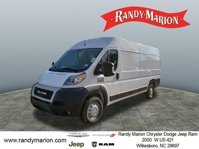2021 Ram ProMaster 3500 FWD, Knapheide KVE Upfitted Cargo Van #RM1122 - photo 4