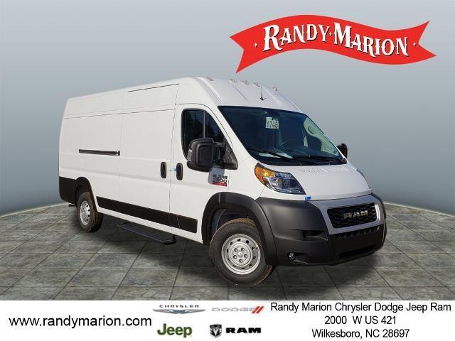 2021 Ram ProMaster 3500 FWD, Knapheide Upfitted Cargo Van #RM1165 - photo 1