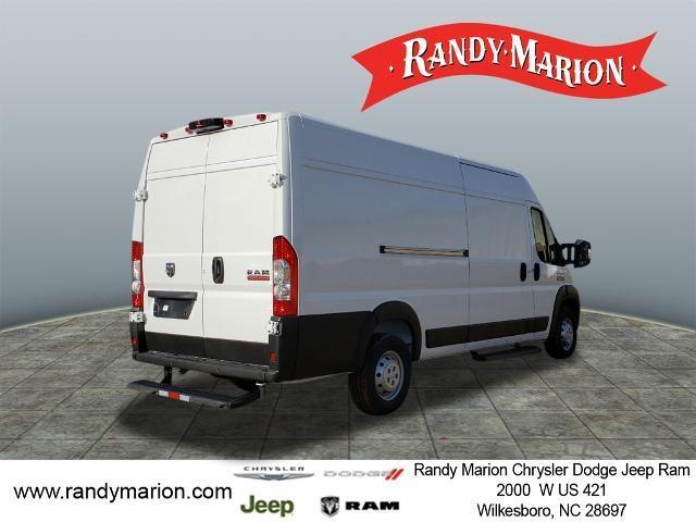 2021 Ram ProMaster 3500 FWD, Knapheide KVE Upfitted Cargo Van #RM1193 - photo 8