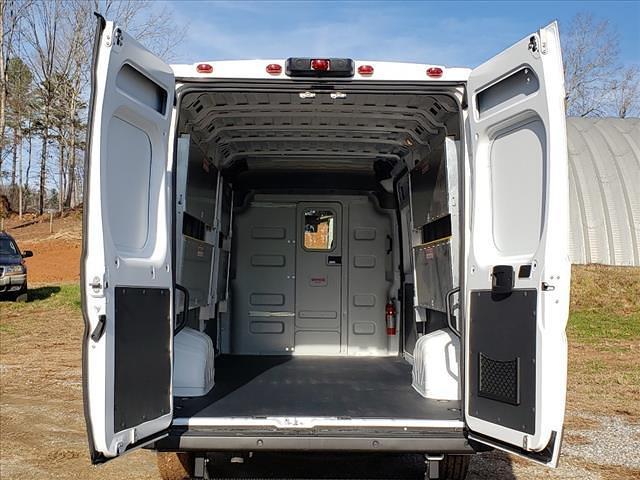 2021 Ram ProMaster 3500 FWD, Knapheide Empty Cargo Van #RM1259 - photo 1