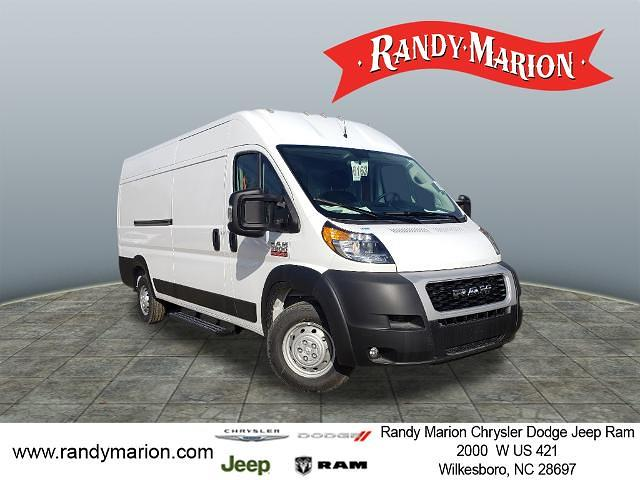 2021 Ram ProMaster 3500 FWD, Knapheide Upfitted Cargo Van #RM1262 - photo 1