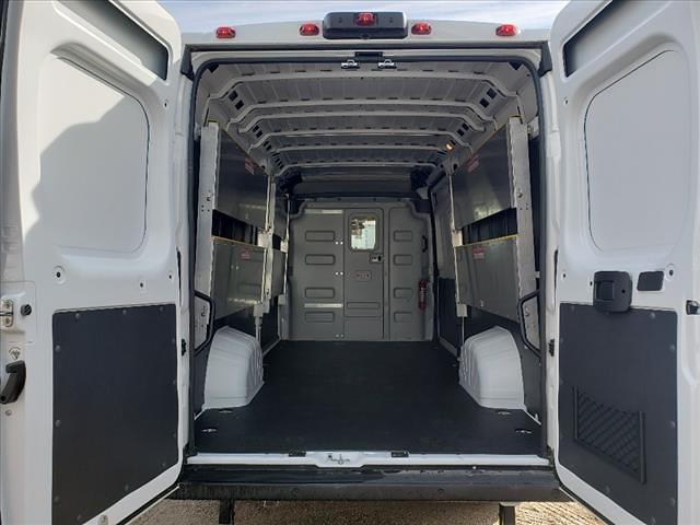 2021 Ram ProMaster 3500 FWD, Knapheide Empty Cargo Van #RM1285 - photo 1