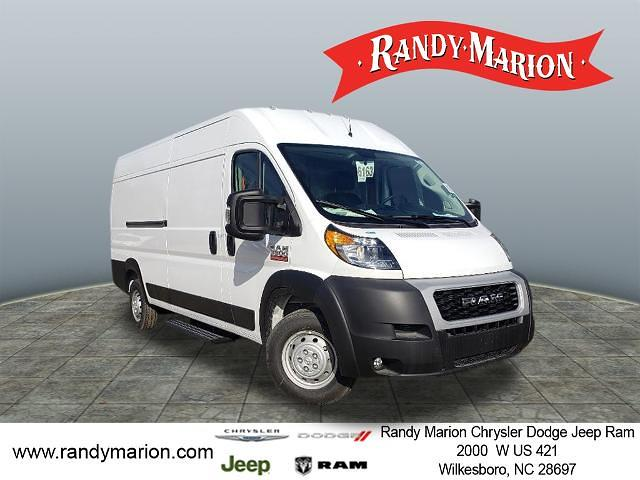 2021 Ram ProMaster 3500 FWD, Knapheide Upfitted Cargo Van #RM1317 - photo 1