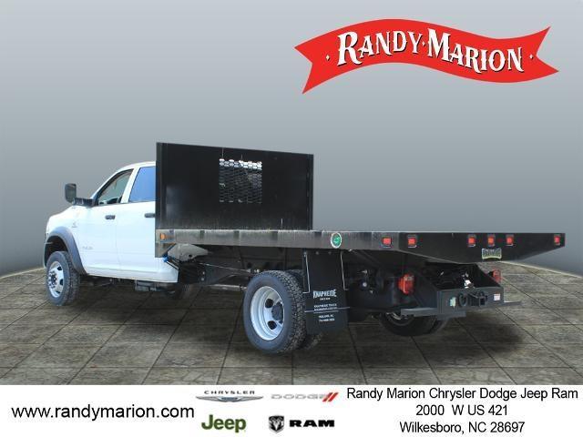 2019 Ram 5500 Crew Cab DRW 4x4, Knapheide Value-Master X Platform Body #RM278 - photo 6