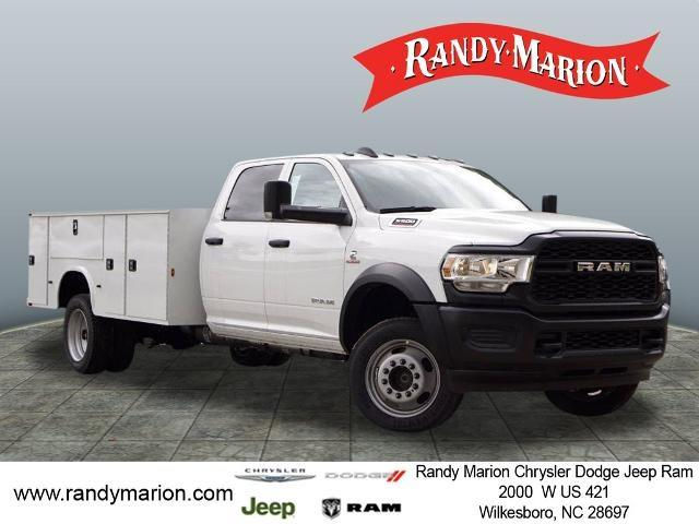 2019 Ram 5500 Crew Cab DRW 4x4, Knapheide Service Body #RM287 - photo 1