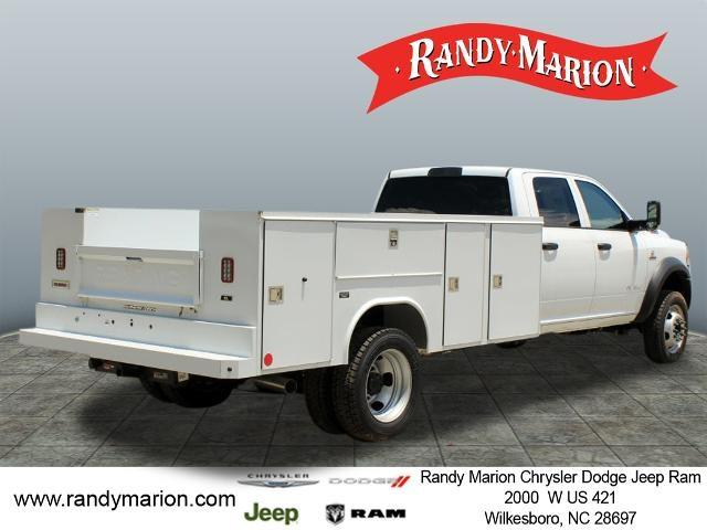 2020 Ram 5500 Crew Cab DRW 4x4, Reading Service Body #RM296 - photo 1