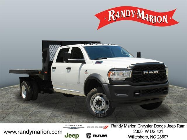 2019 Ram 5500 Crew Cab DRW 4x4, Knapheide Platform Body #RM303 - photo 1