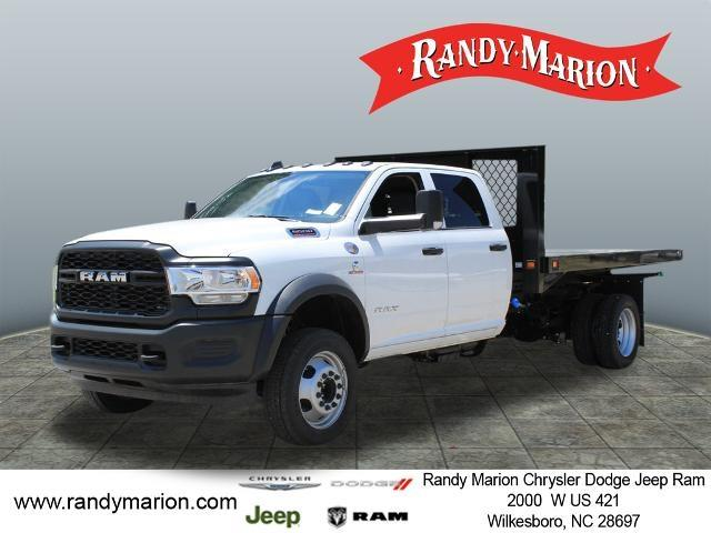 2019 Ram 5500 Crew Cab DRW 4x4, Knapheide Value-Master X Platform Body #RM303 - photo 4