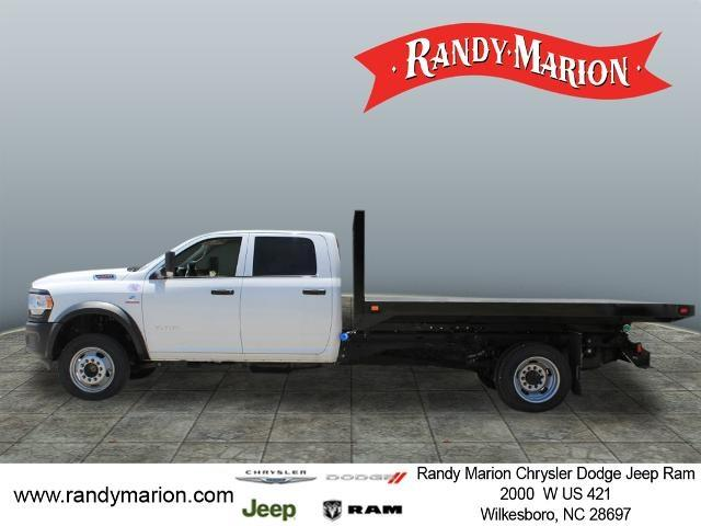 2019 Ram 5500 Crew Cab DRW 4x4, Knapheide Value-Master X Platform Body #RM303 - photo 5