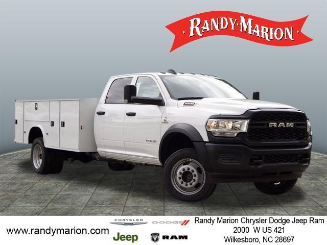 2019 Ram 5500 Crew Cab DRW 4x4, Knapheide Service Body #RM304 - photo 1
