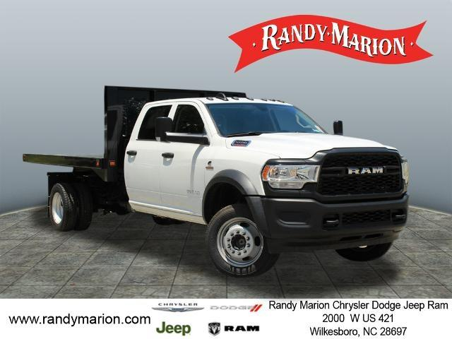 2019 Ram 5500 Crew Cab DRW 4x4, Knapheide Platform Body #RM306 - photo 1