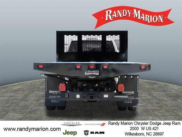 2019 Ram 5500 Crew Cab DRW 4x4, Knapheide Value-Master X Platform Body #RM306 - photo 7