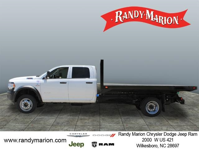 2019 Ram 5500 Crew Cab DRW 4x4, Knapheide Value-Master X Platform Body #RM308 - photo 5