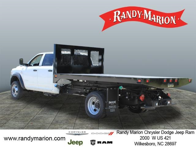 2019 Ram 5500 Crew Cab DRW 4x4, Knapheide Value-Master X Platform Body #RM308 - photo 6