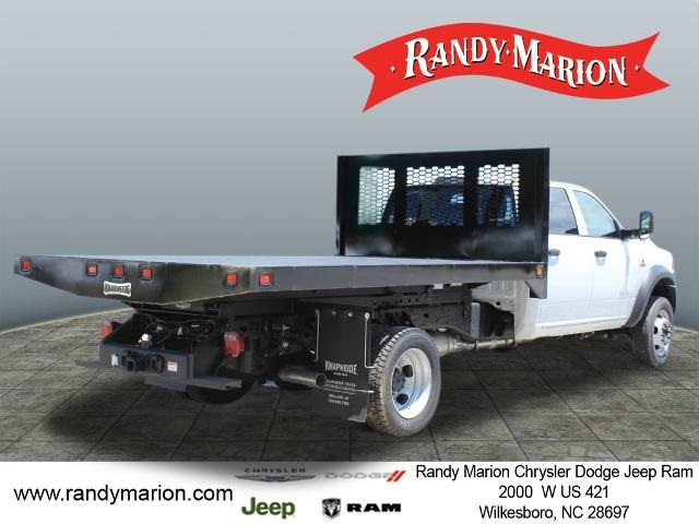 2019 Ram 5500 Crew Cab DRW 4x4, Knapheide Value-Master X Platform Body #RM308 - photo 2