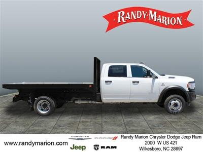 2019 Ram 5500 Crew Cab DRW 4x4, Knapheide Value-Master X Platform Body #RM308 - photo 8
