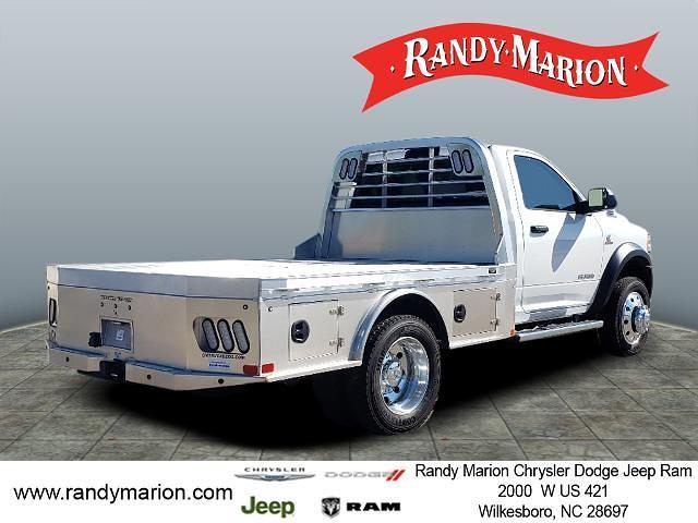 2020 Ram 4500 Regular Cab DRW 4x4, Cab Chassis #RM454 - photo 1
