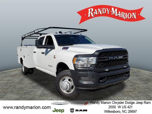 2020 Ram 3500 Crew Cab DRW 4x2, Knapheide Service Body #RM490 - photo 1