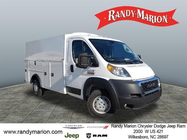 2019 Ram ProMaster 3500 FWD, Knapheide Service Utility Van #RM571 - photo 1