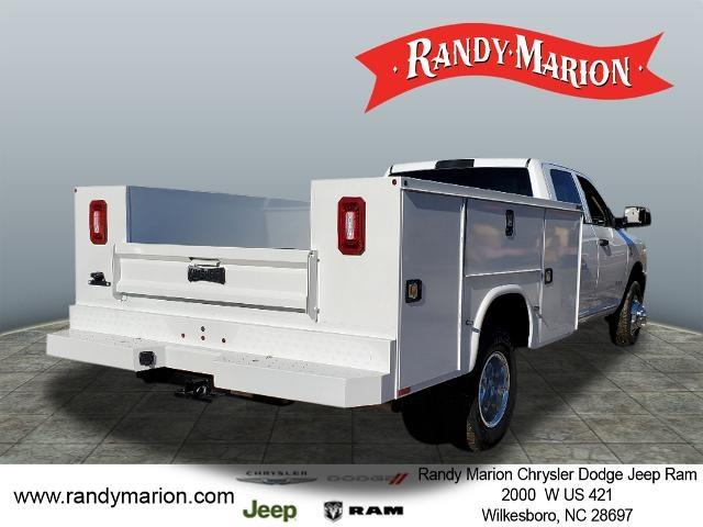 2020 Ram 3500 Crew Cab DRW 4x2, Knapheide Service Body #RM740 - photo 1