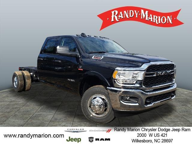 2020 Ram 3500 Crew Cab DRW 4x4, Cab Chassis #RM916 - photo 1