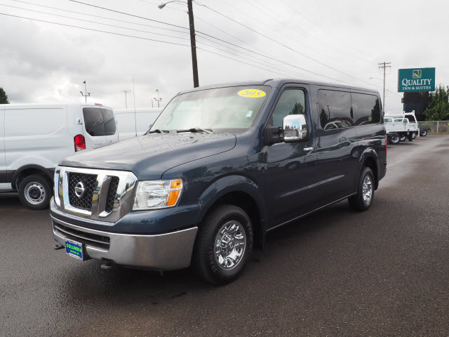 2015 Nissan NV HD Standard Roof 4x2, Passenger Wagon #202041A - photo 1