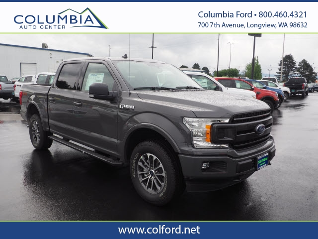 2020 Ford F-150 SuperCrew Cab 4x4, Pickup #202123 - photo 1