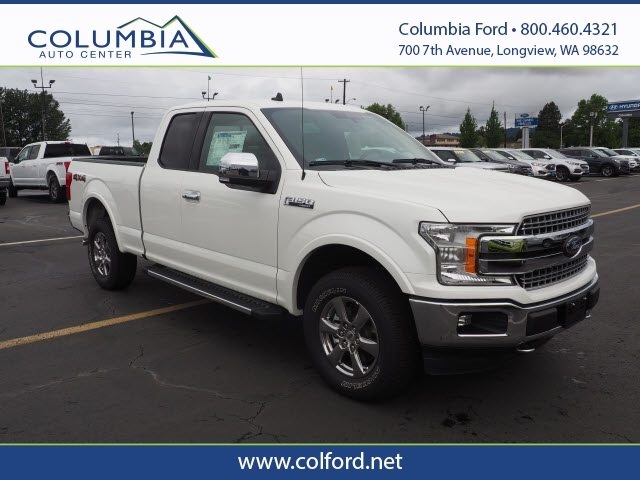 2020 Ford F-150 Super Cab 4x4, Pickup #202127 - photo 1