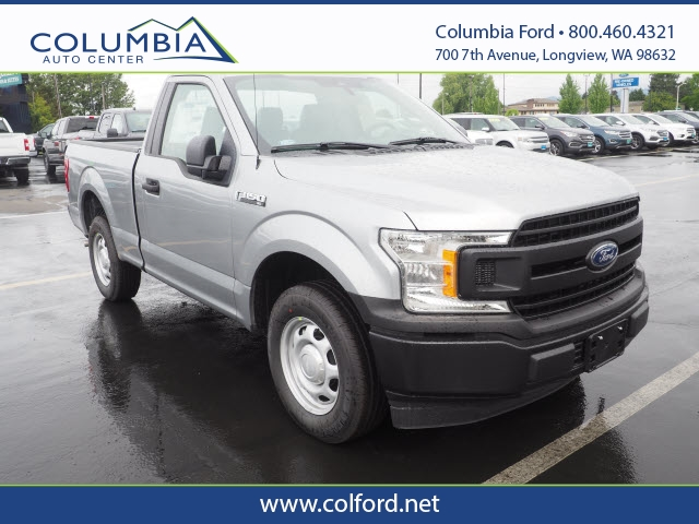 2020 Ford F-150 Regular Cab 4x2, Pickup #202128 - photo 1