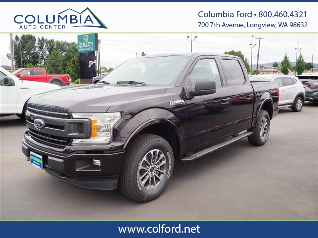 2020 Ford F-150 SuperCrew Cab 4x4, Pickup #202176 - photo 1