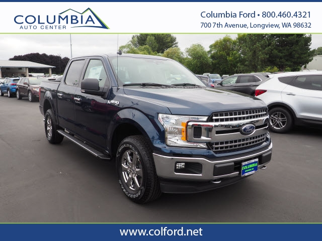 2020 Ford F-150 SuperCrew Cab 4x4, Pickup #202184 - photo 1