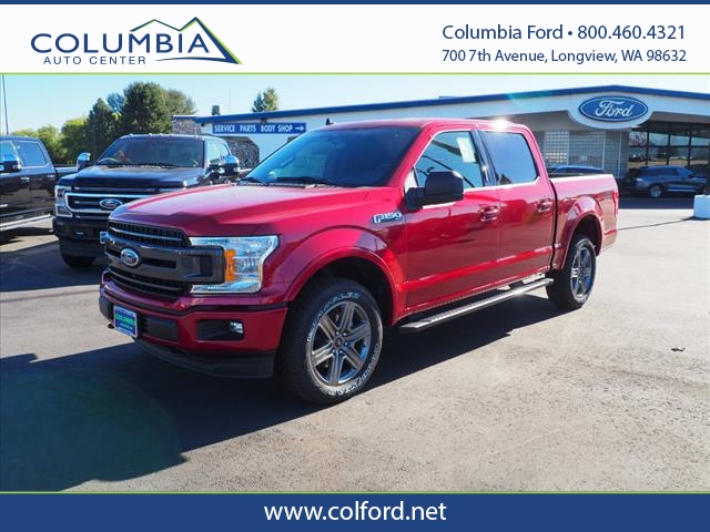 2020 Ford F-150 SuperCrew Cab 4x4, Pickup #202196 - photo 1