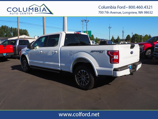 2020 Ford F-150 SuperCrew Cab 4x4, Pickup #202197 - photo 2