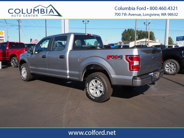 2020 Ford F-150 SuperCrew Cab 4x4, Pickup #202206 - photo 1