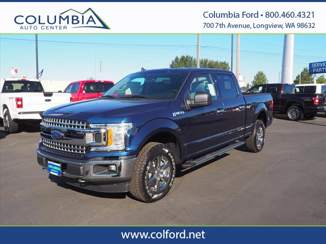 2020 Ford F-150 SuperCrew Cab 4x4, Pickup #202214 - photo 1