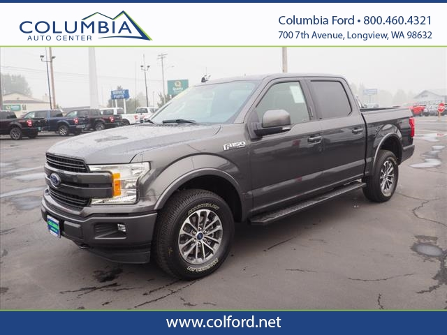 2020 Ford F-150 SuperCrew Cab 4x4, Pickup #202220 - photo 1
